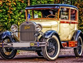 Antique Automobile Insurance